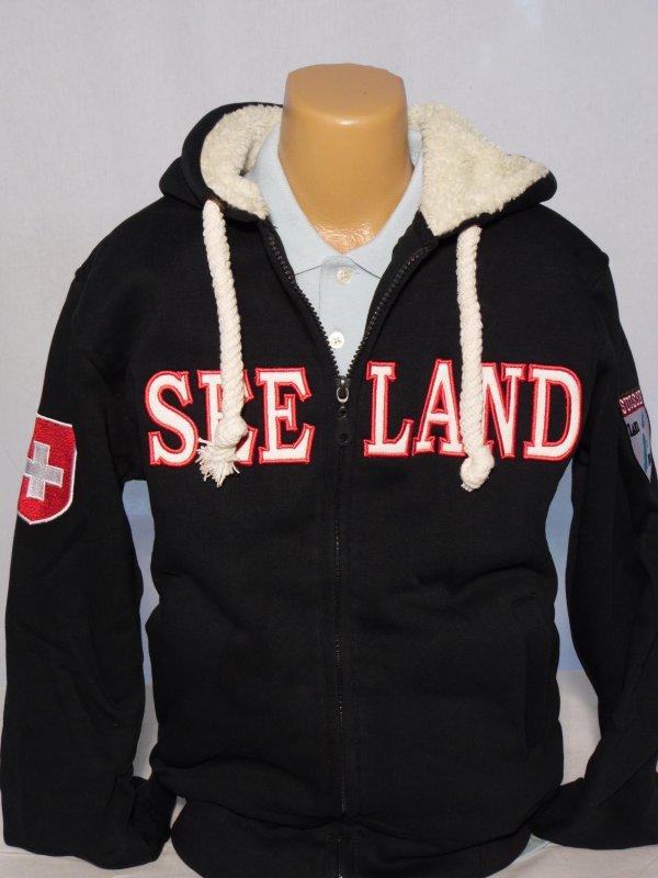 Seeland Jacke mit Fell Unisex