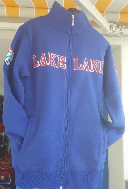Lakeland Jacke 2016 Blau ohne Kapuze