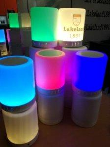 Musik Boxen mit Licht und Bluetooth und SD