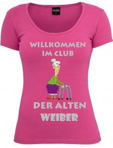 Willkommen im Club Weiber