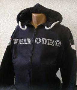 Fribourg Jacke Unisex