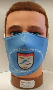 Mundschutz mit Druck Fürs Seeland