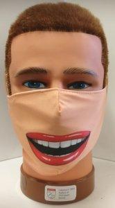 Mundschutz mit Druck Mund